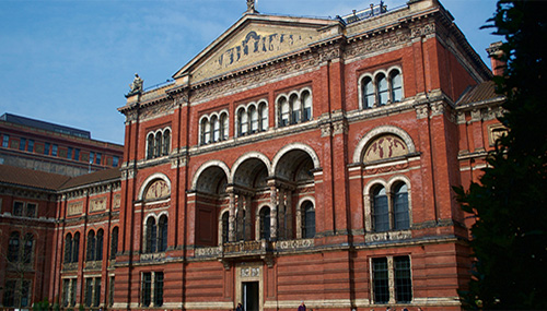 The V&A Museum in London