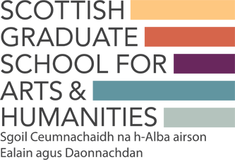 The Scottish Graduate School for Arts & Humanities logo
