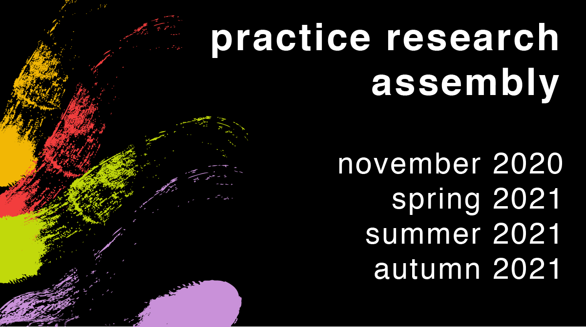 practice research assembly graphic
